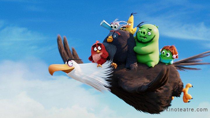 Мультфильм Angry Birds 2 в кино фото №4