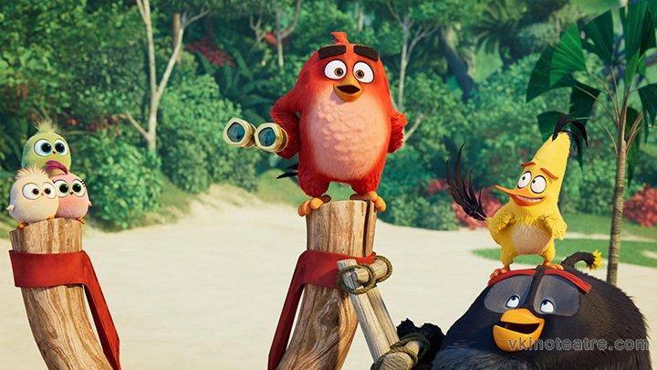 Мультфильм Angry Birds 2 в кино фото №3