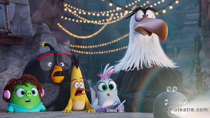 Мультфильм Angry Birds 2 в кино фото №1