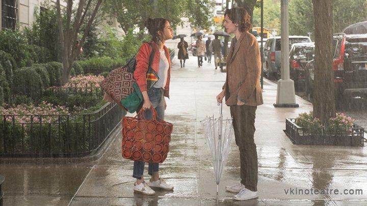 фото №3 из Дождливый день в Нью-Йорке