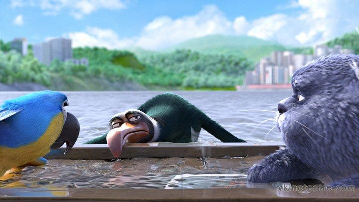 Мультфильм Большой кошачий побег фото №3