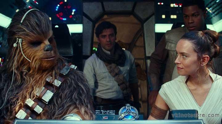 Звёздные войны: Скайуокер. Восход фото №4