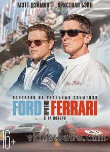 скачать Ford против Ferrari 2019 torrent