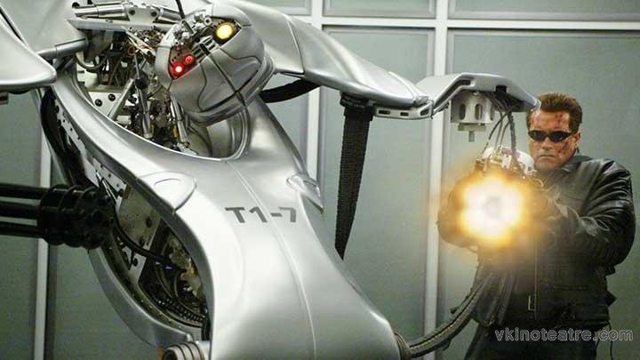 фото №2 из Терминатор 3: Восстание машин