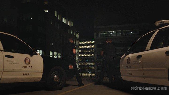 фото №1 из Полицейский седан