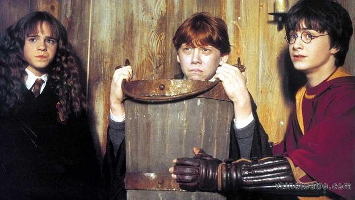 фото №2 из Гарри Поттер и Тайная комната