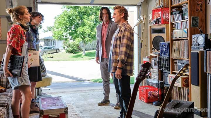 фото №1 из Билл и Тед