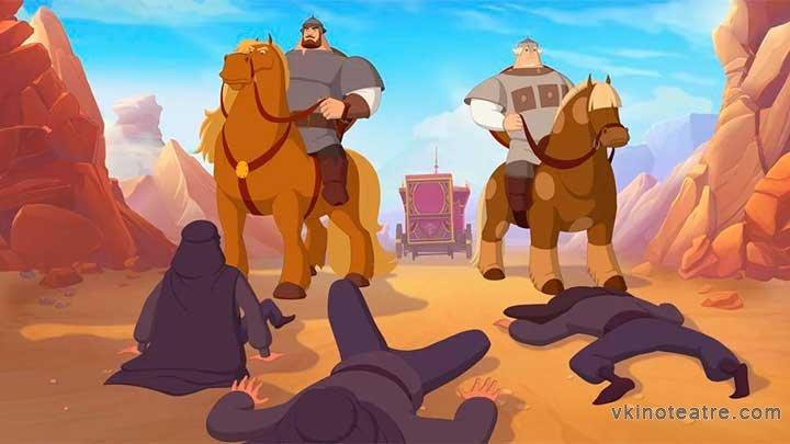 фото №1 из Конь Юлий и большие скачки